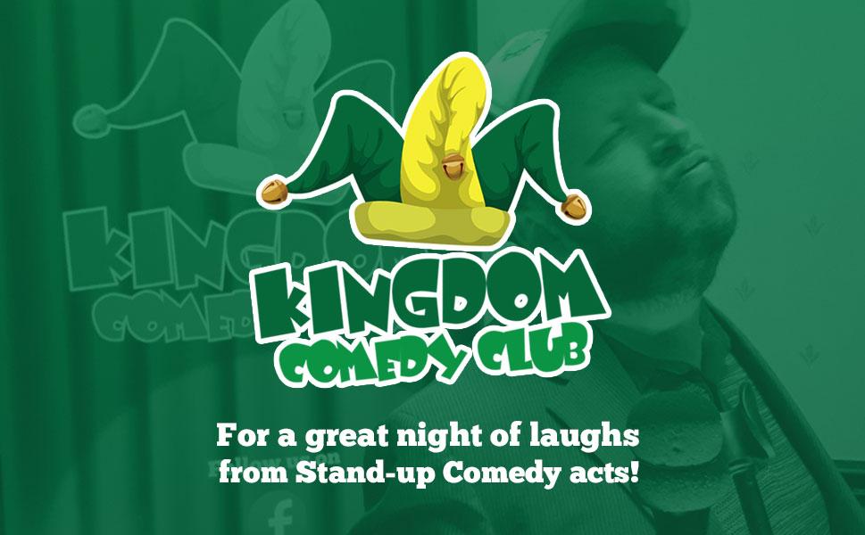 Kingdom Comedy Club at the Shire