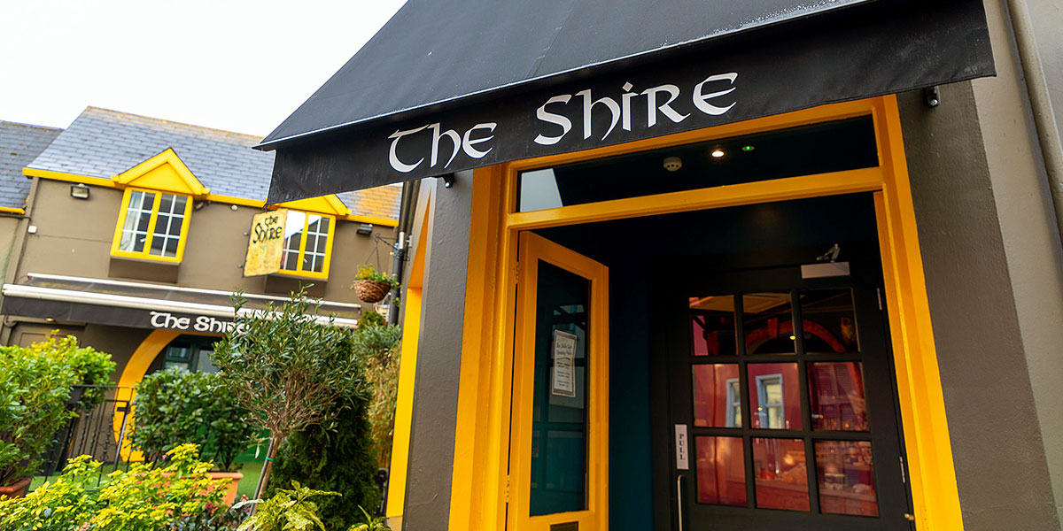 Welcome to The Shire Café