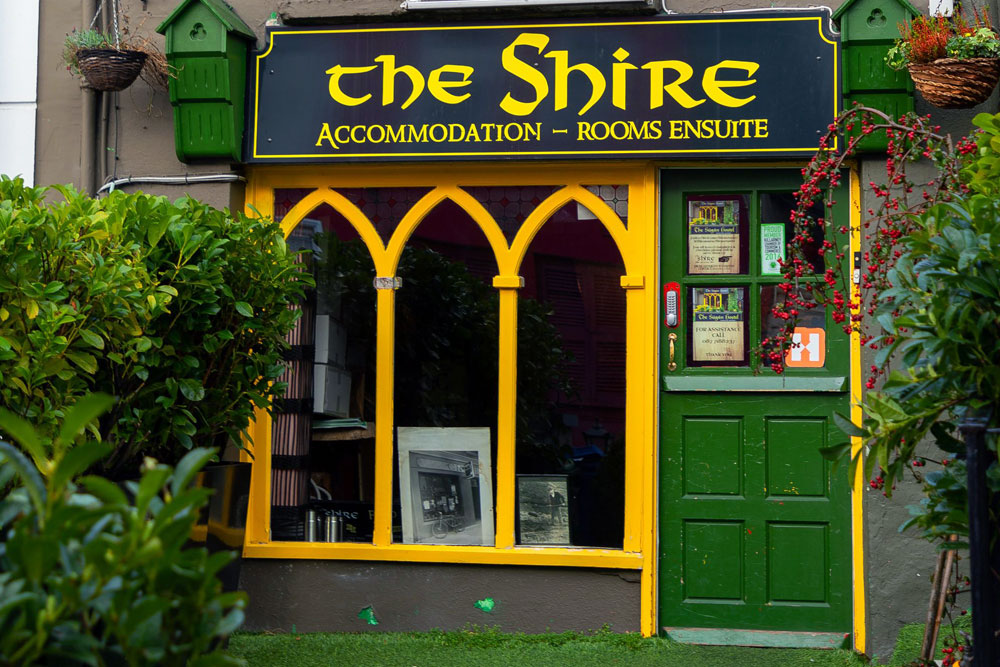 The Shire Townhouse Accommodation in the heart of Killarney