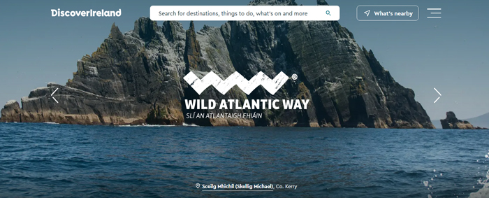 Things to do and see along the Wild Atlantic Way - Discover Ireland & Fáilte Ireland