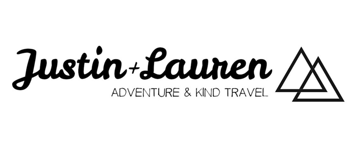 Justin + Lauren - Adventure & Kind Travel Blog